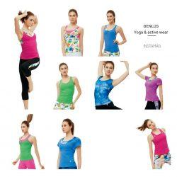 Top Yoga Denlus - Unique Yoga Wear Indonesia