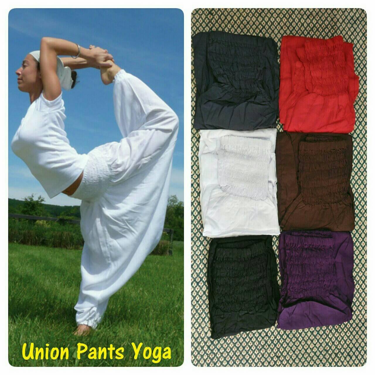 Celana Alladin - Unique Yoga Wear Indonesia