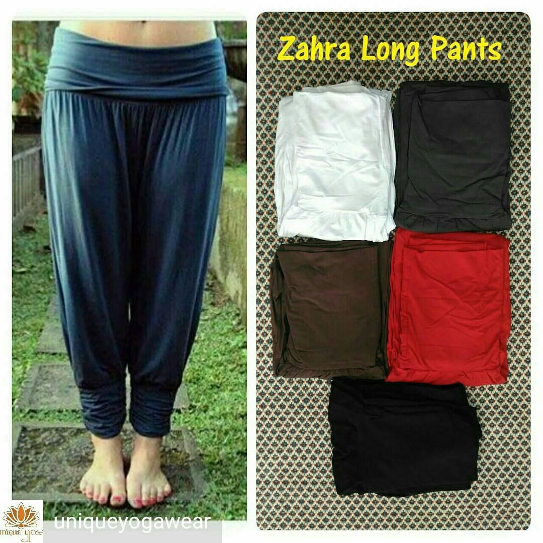 Celana Zahra Long - Unique Yoga Wear Indonesia