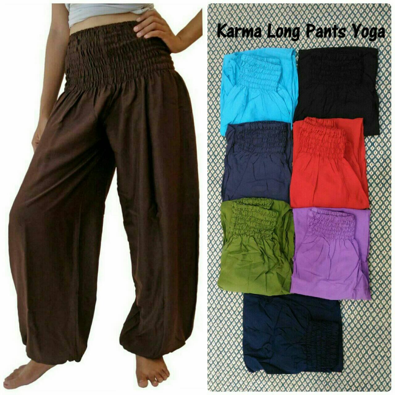 Karma Long Pant - Unique Yoga Wear Indonesia
