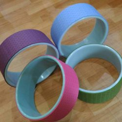 Yoga Wheel TPE pilihan warna