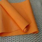 Love Yoga Mat 3 mm Orange