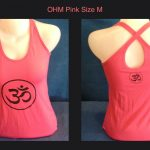 Top Yoga Silang Ohm Pink