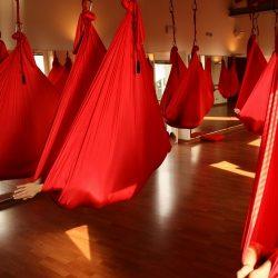 Tali Swing Yoga Merah