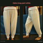 Zahra Long Pant Putih
