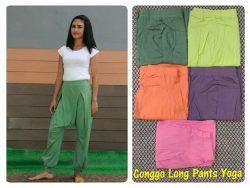 Celana Congo Long - Unique Yoga Wear Indonesia